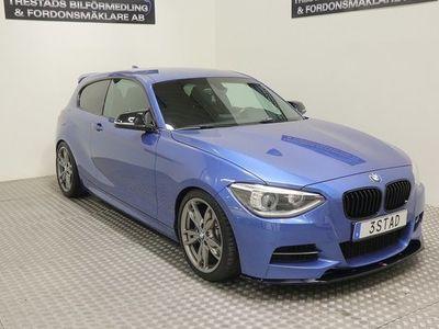 begagnad BMW 135 Mi I 3D MILLTEK mån 2012, Halvkombi 259 500 kr