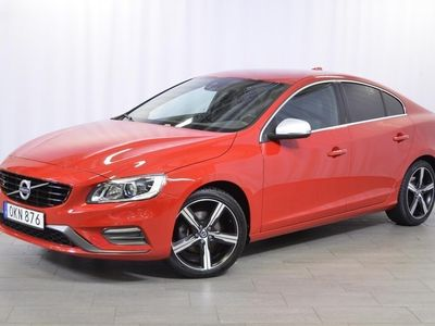 begagnad Volvo S60 T4 Business Advanced R-Design