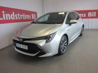 begagnad Toyota Corolla Hybrid 2,0 STYLE Elhybrid 5-dr