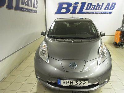 begagnad Nissan Leaf Acenta 24KW