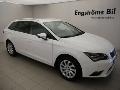 brugt Seat Leon ST TSI 110 HK Style