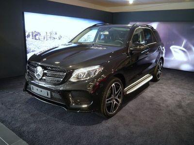 begagnad Mercedes GLE350 d 4M 4M, Sportpaket, Panoramataklucka