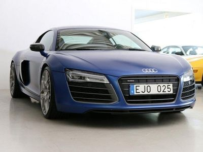 begagnad Audi R8 Coupé Plus V10 Exclusive-lack/DSG