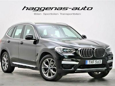 begagnad BMW X3 xDrive20d xDrive 20d / 190hk / X-Line