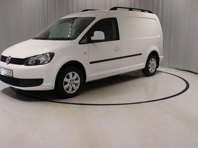 begagnad VW Caddy Maxi Skåp DSG TDI 75KW 2011, Transportbil 64 900 kr