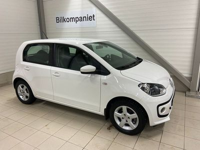 begagnad VW up! ! 5-dörrar 1.0 Drive Euro 6 75hk