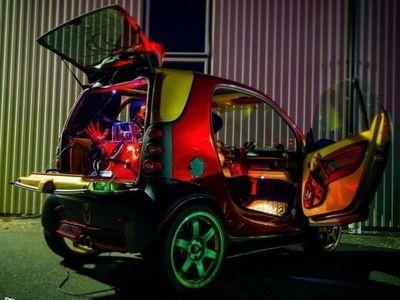 begagnad Smart ForTwo Coupé Brabus ( IRONMAN ) -03