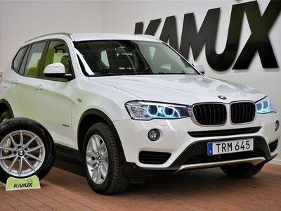 begagnad BMW X3 20d | xDrive | M-Värmare | Drag | S&V-Hjul | 190hk