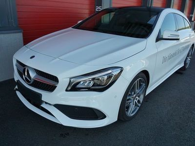 begagnad Mercedes CLA180 Shooting Brake d Fleet Aut