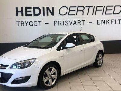 begagnad Opel Astra Active 1.6, Pluspaket, 115 hk