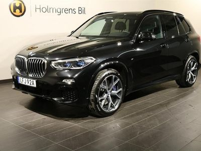 begagnad BMW X5 30d xDrive/Connected/Luftfjädring -19