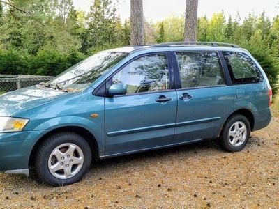 begagnad Mazda MPV 2.0 7-sitsig -00