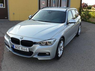 begagnad BMW 320 d xDrive Touring M-Sport, HiFi, Backk -17