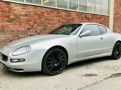 begagnad Maserati Coupé 4200 GTCambiocorsa F1 Svensksåld 2002, Personbil Pris 219 000 kr