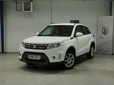 begagnad Suzuki Vitara 1.6 VVT GL Plus Euro 6 120hk -15