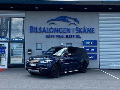 begagnad Land Rover Range Rover Sport 3.0 TDV6 4WD HSE 2014, SUV 379 900 kr