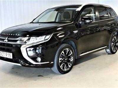 brugt Mitsubishi Outlander P-HEV 2.0 4WD Business