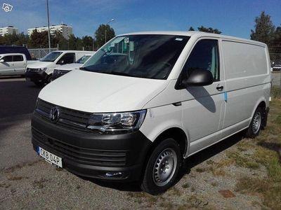 begagnad VW T6 SKÅP TRP SKÅP 150HK TDI DSG 300 -19