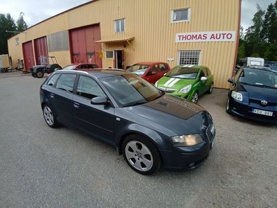 begagnad Audi A3 Sportback 2.0 TDI Automat. .