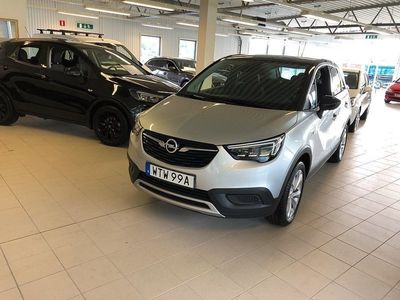 begagnad Opel Crossland X Dynamic 1.2 T Automat Euro 6 110hk