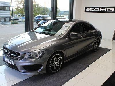 begagnad Mercedes 220 CLA BenzCDI Coupé 2014, Sportkupé 249 900 kr