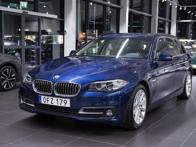 begagnad BMW 520 d xDrive Touring Sport Harman/Kardon