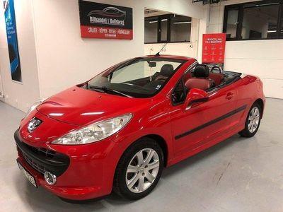 begagnad Peugeot 207 CC 1.6 VTi Sport / 14000 Mil