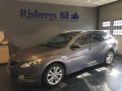 begagnad Mazda 6 Wagon 2.0 Advance 147hk