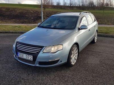 begagnad VW Passat Variant 2.0 FSI Comfort 2006, Personbil 12 500 kr