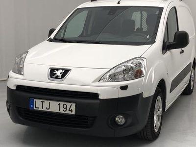 begagnad Peugeot Partner 1.6 HDI Skåp 2011, Transportbil 42 500 kr