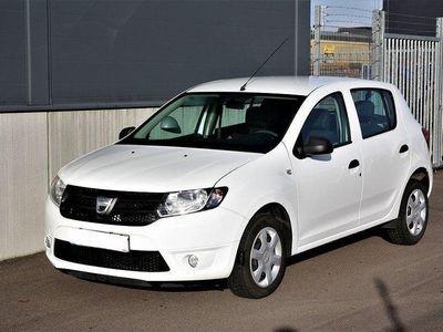 begagnad Dacia Sandero 0.9 TCe 90hk