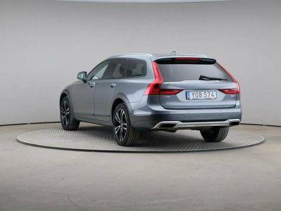 begagnad Volvo V90 Cross Country D5 Awd Pro Aut Voc Teknikpkt Drag Panorama