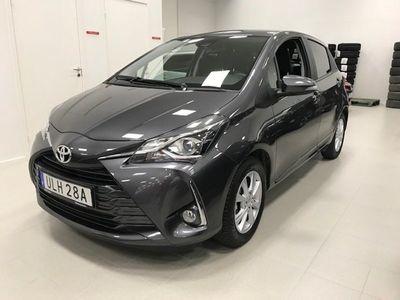 begagnad Toyota Yaris 1.5 VVT-i Y20 2020, Halvkombi 154 900 kr