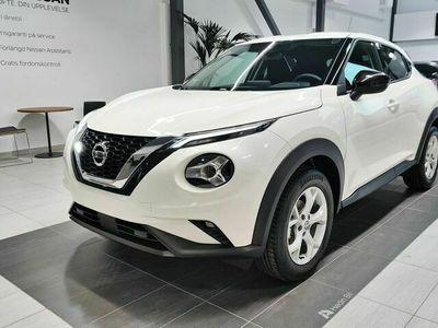 begagnad Nissan Juke ACENTA COMFORT 114 HK