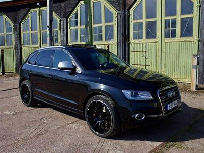 begagnad Audi SQ5 8RTDI