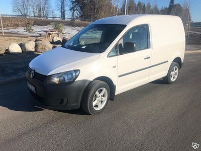 gebraucht VW Caddy 2,0 TDI (110HK) 4Motion -13