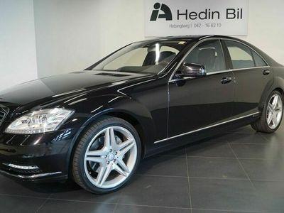 begagnad Mercedes 450 - Benz S - KlassCDI Fint Utrustad / / Endast 6235 mil / / 320hk