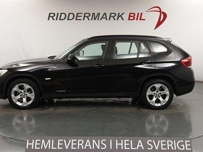 begagnad BMW X1 xDrive20d, E84 (177hk)