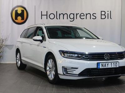 gebraucht VW Passat 1.4 Plug-in-Hybrid (218hk) Drag Backkamera
