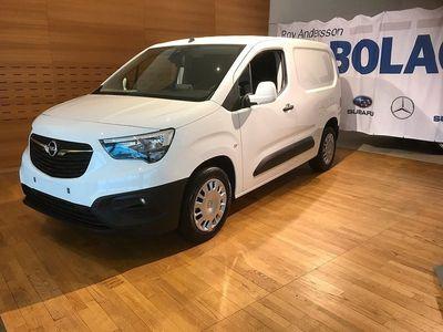 begagnad Opel Combo Cargo 1.5 101hk, Drag, Värmare