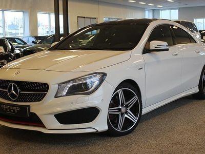 begagnad Mercedes 250 CLA Benz4MATIC 7G-DCT, AMG Sport Euro 6 2016, Sportkupé Pris 229 900 kr
