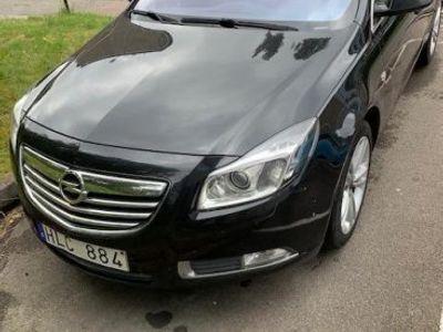 używany Opel Insignia Sports Tourer 2.0, BILLIG -10