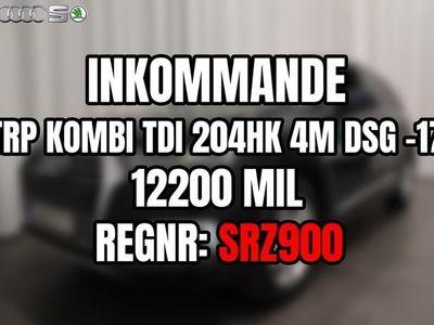 begagnad VW Transporter T6Kombi lång hjulbas TDI 204hk 4Motion DSG