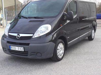 brugt Opel Vivaro 2.0 CDTI 2012, Personbil 40 000 kr - 55 000 kr