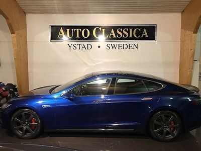 begagnad Tesla Model S P90D Ludicrous 772 HK