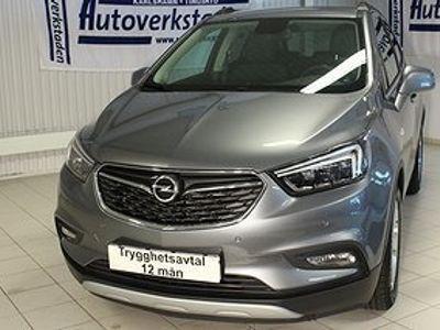 begagnad Opel Mokka X 1,4T 140hk Dynamic
