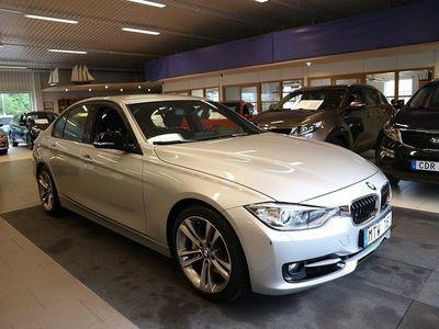 begagnad BMW 335 i Sportline 306hk *Manuell* -12