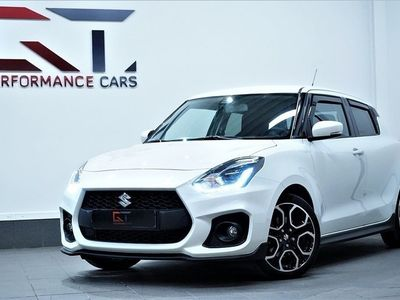 begagnad Suzuki Swift Sport 0.95% 1.4 Boosterjet SE UTR