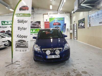 begagnad Opel Zafira 1.9 CDTI 7-sits 150hk -07