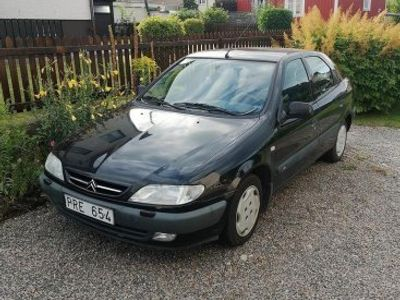used Citroën Xsara 1.6 88hk -00